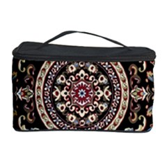 Vectorized Traditional Rug Style Of Traditional Patterns Cosmetic Storage Case
