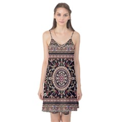 Vectorized Traditional Rug Style Of Traditional Patterns Camis Nightgown