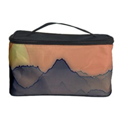 Mountains Cosmetic Storage Case