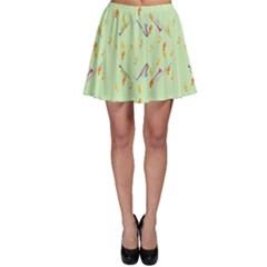 Brass Skater Skirt