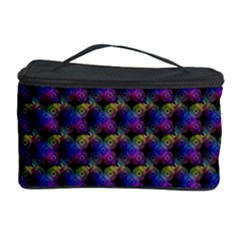 Celtic Bell Flowers Cosmetic Storage Case