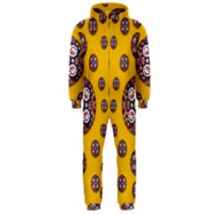 I Can See You Hooded Jumpsuit (Men)
