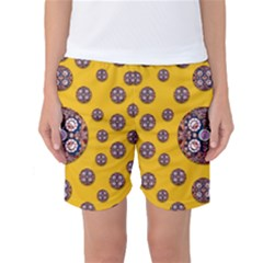 I Can See You Women s Basketball Shorts