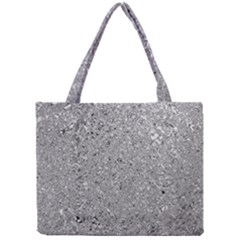 Abstract Flowing And Moving Liquid Metal Mini Tote Bag