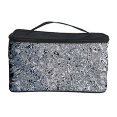 Abstract Flowing And Moving Liquid Metal Cosmetic Storage Case