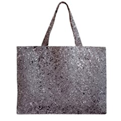 Abstract Flowing And Moving Liquid Metal Zipper Mini Tote Bag
