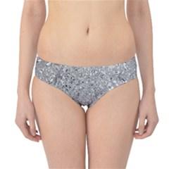 Abstract Flowing And Moving Liquid Metal Hipster Bikini Bottoms