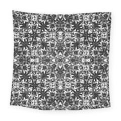 Modern Oriental Pattern Square Tapestry (large)