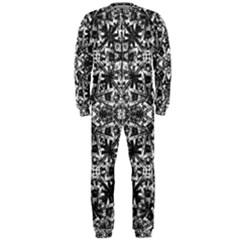 Modern Oriental Pattern OnePiece Jumpsuit (Men)