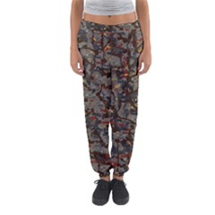 A Complex Maze Generated Pattern Women s Jogger Sweatpants