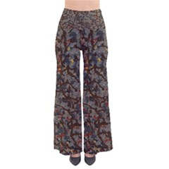 A Complex Maze Generated Pattern Pants