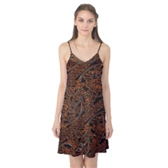 Art Traditional Indonesian Batik Pattern Camis Nightgown