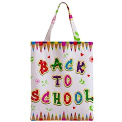 Back To School Classic Tote Bag