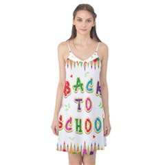 Back To School Camis Nightgown