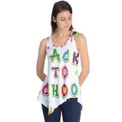 Back To School Sleeveless Tunic