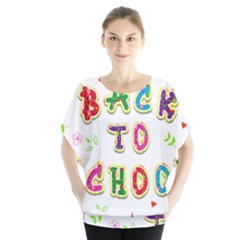 Back To School Blouse