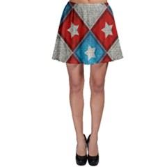 Atar Color Skater Skirt