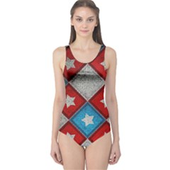 Atar Color One Piece Swimsuit