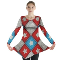 Atar Color Long Sleeve Tunic