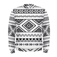 Aztec Pattern Men s Sweatshirt