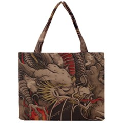 Chinese Dragon Mini Tote Bag
