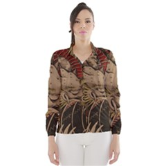 Chinese Dragon Wind Breaker (women)