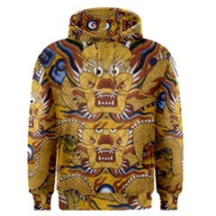 Chinese Dragon Pattern Men s Pullover Hoodie