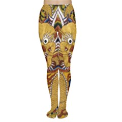 Chinese Dragon Pattern Women s Tights
