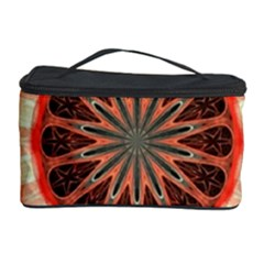 Circle Pattern Cosmetic Storage Case