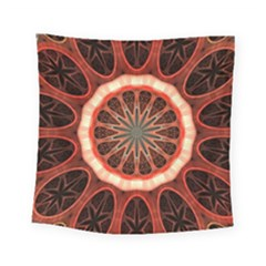 Circle Pattern Square Tapestry (small)