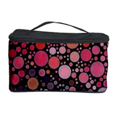 Circle Abstract Cosmetic Storage Case