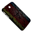 Circuit Board Seamless Patterns Set Samsung Galaxy Tab 3 (7 ) P3200 Hardshell Case  View5