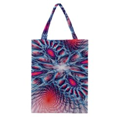 Creative Abstract Classic Tote Bag
