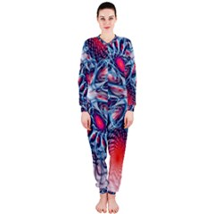 Creative Abstract OnePiece Jumpsuit (Ladies)