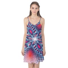 Creative Abstract Camis Nightgown
