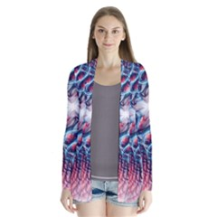 Creative Abstract Cardigans