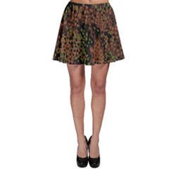 Digital Camouflage Skater Skirt