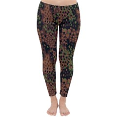 Digital Camouflage Classic Winter Leggings