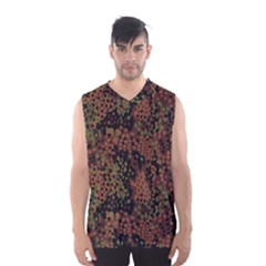 Digital Camouflage Men s Basketball Tank Top