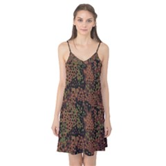 Digital Camouflage Camis Nightgown