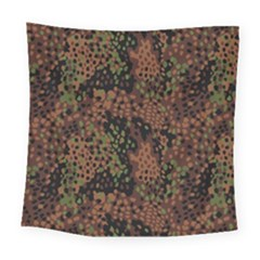 Digital Camouflage Square Tapestry (large)