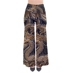 Dragon Pentagram Pants