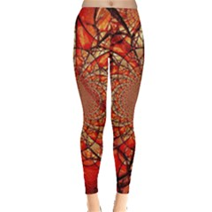 Dreamcatcher Stained Glass Leggings