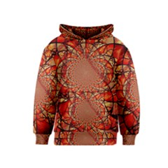 Dreamcatcher Stained Glass Kids  Pullover Hoodie