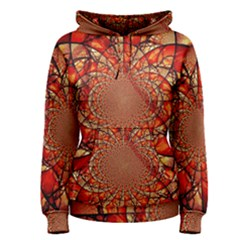 Dreamcatcher Stained Glass Women s Pullover Hoodie