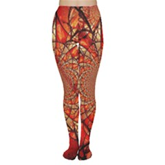 Dreamcatcher Stained Glass Women s Tights