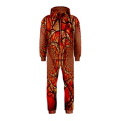 Dreamcatcher Stained Glass Hooded Jumpsuit (kids)