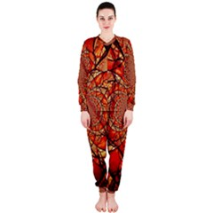 Dreamcatcher Stained Glass OnePiece Jumpsuit (Ladies)