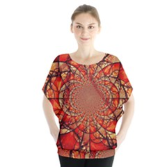 Dreamcatcher Stained Glass Blouse