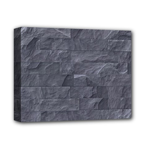 Excellent Seamless Slate Stone Floor Texture Deluxe Canvas 14  x 11
